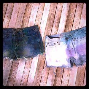 Rouge by Nico shorts bundle-size 30 & 31